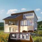 Solar-Pelletsystem