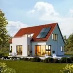 Solarbrennwerthaus